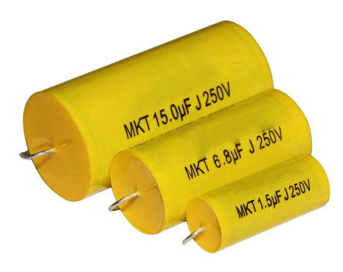 Condensatore MKT 1,50 uF 5/% POLIESTERE Cap 250 VOLT filtro audio crossover